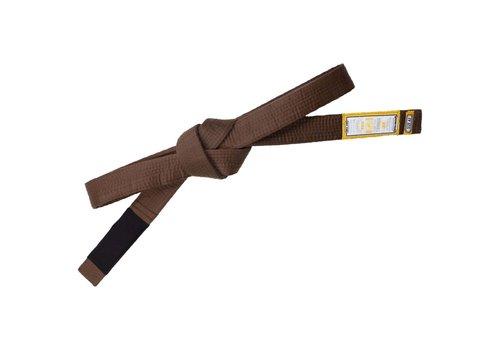 Scramble Tanren V4 BJJ Belt bruin