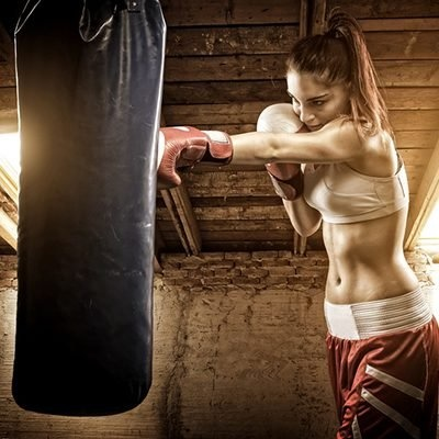 7 tips die vechtsporters aan een droger fysiek helpen!