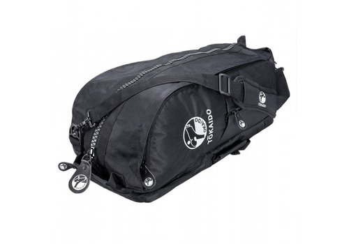 Tokaido Combi Bag Big Zip Pro - zwart