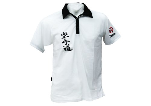 Hayashi Polo Shirt Karate-Do, Dry Fit
