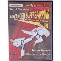 Advanced Supersparring met Tomaz Barada (DVD 90min)