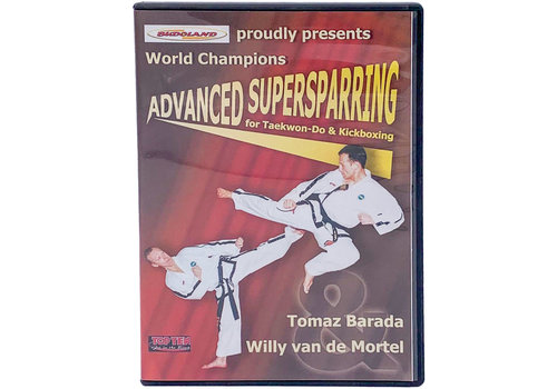 Top Ten Advanced Supersparring met Tomaz Barada (DVD 90min)