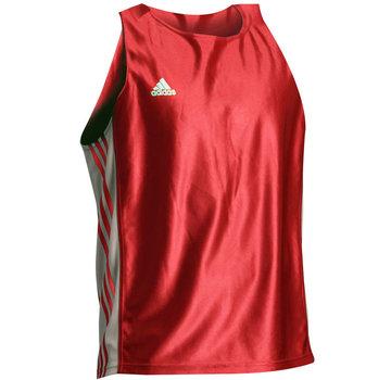 Adidas Amateur boks hemd rood/wit