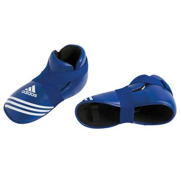 Adidas Super voetbeschermer blauw