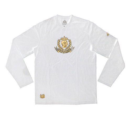 Adidas Leisure T-shirt  wit/zwart