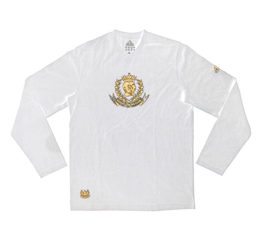 Leisure T-shirt  wit/zwart