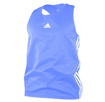 Adidas Amateur boks hemd Blauw/Wit