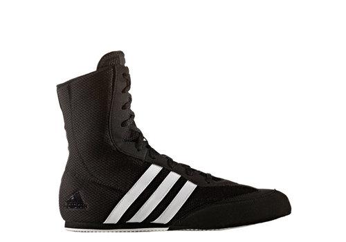 Adidas Boksschoenen Box-Hog 2 Zwart/Wit Maat
