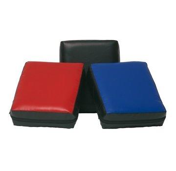 Handpad vierkant 30 x 25 x 10 cm zwart