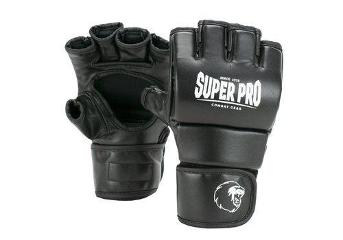 Combat Gear Brawler MMA Handschoenen Zwart/Wit