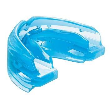 Shock Doctor Dubbele Gebitsbeschermer voor Beugel Blauw