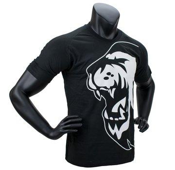 T-Shirt Lion Logo Zwart/Wit