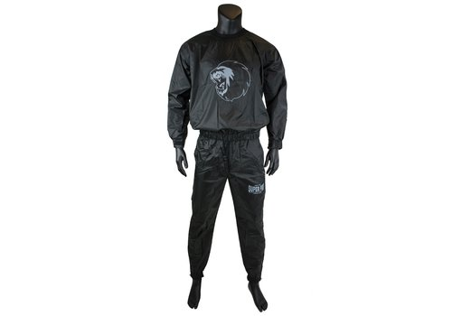 Combat Gear Zweetpak/ Sweat Suit Zwart/Wit