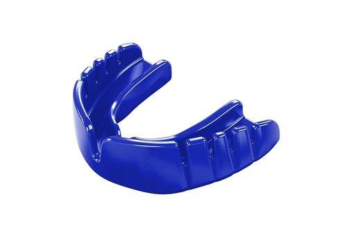 Adidas Gebitsbeschermer OPRO Gen4 Snap-Fit Blauw