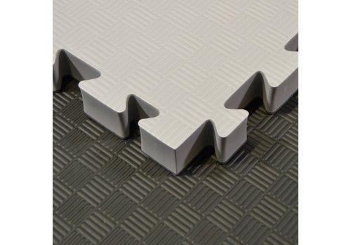 4 Cm Puzzelmatten zwart grijs