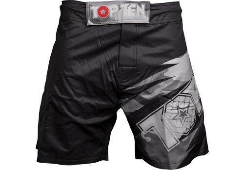 MMA-Shorts Scratched
