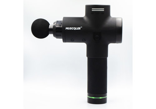 MUSCQLER Pro Massage Gun Fit
