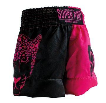 Super Pro (Thai)Boxingshort Kids Leopard X