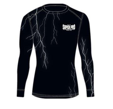 Compression Shirt  Thunder Zwart/Grijs