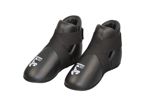 BUDO's FINEST voetbeschermers, leder