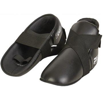 Phoenix PX PU voetbeschermers, zwart