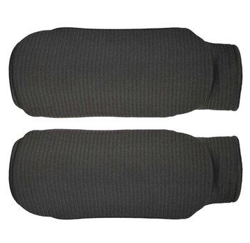 onderarm beschermers elastische zwart