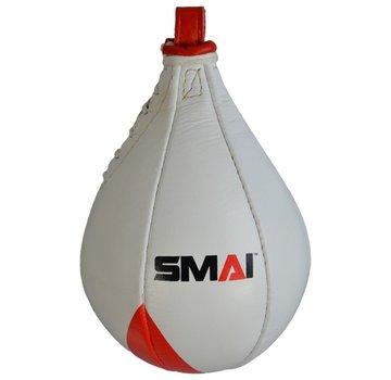 dubbel End Speedball, leder, oval 25 cm