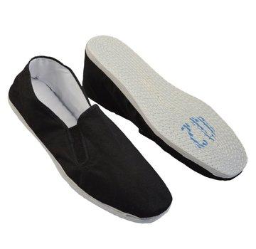 Tai Chi schoenen katoenen zool