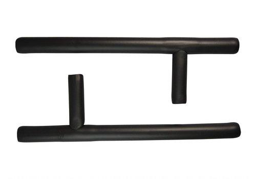 Foam Tonfa, per paar, 50 cm