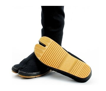 Wacoku buiten tabi laarzen