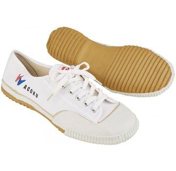 Wacoku Wushu kung fu schoenen wit