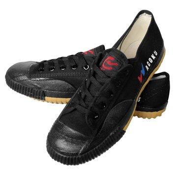 Wacoku Wushu kung fu schoenen zwart