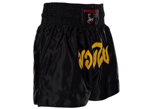 BUDO's FINEST Thai Shorts zwart