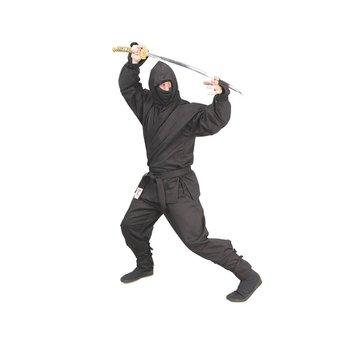 Ninja pak, 6 delig, zwart
