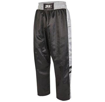 PX kickboksbroek TOPFIGHT, zwart-grijs