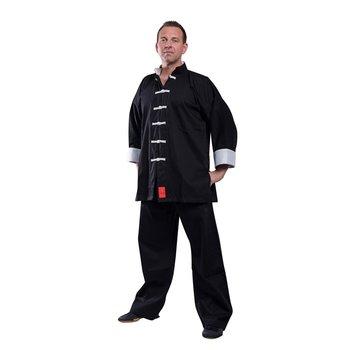 Shaolin II Kung Fu pak , zwart/wit