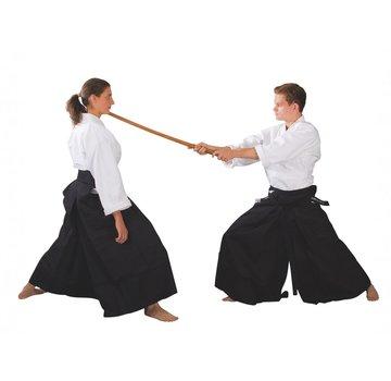 Hakama Kendo & Aikido zwart