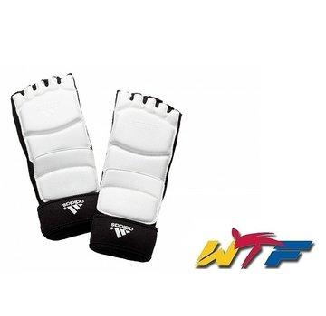 Adidas WT Taekwondo voetbeschermers
