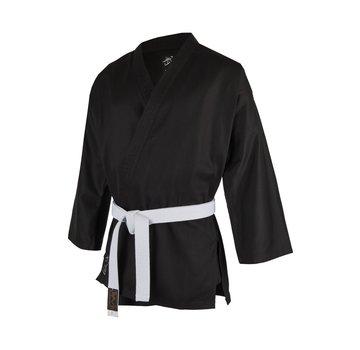 standaard vechtsport jas zwart