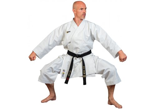 SMAI SX Kata Gold karate pak, WKF, 14oz