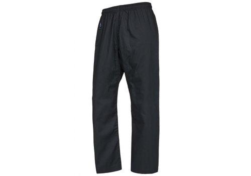 BASIC broek zwart, 8oz, elastische taille