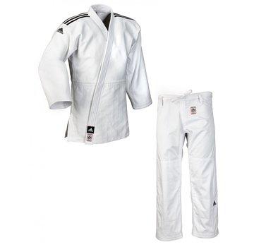 "Adidas ""CHAMPION II"" IJF Judo pak wit"