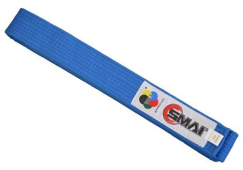 SMAI WKF copetition band blauw