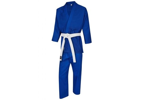 judo pak Ultimate II blauw,  800gr