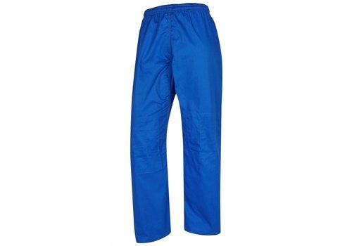 Judo broek, blauw