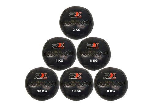 Medicijn bal, PVC zwart