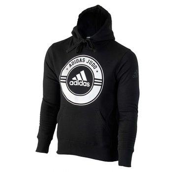 Adidas Hoodie Judo zwart-wit