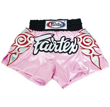 Fairtex Thai Shorts roze