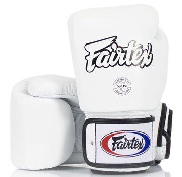 Fairtex BGV1 bokshandschoenen wit