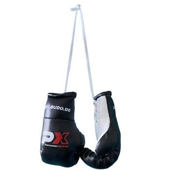 paar mini bokshandschoenen PX logo